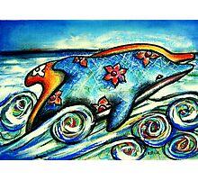 Ocean Odyssey Photographic Print