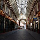 leadenhall market by Janis Read-Walters