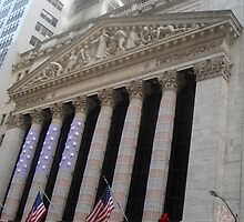 New York Stock Exchange by clavond