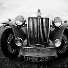 MG IN BLACK AND WHITE by Diane Peresie