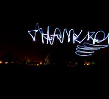 Thank You by Paul Thompson Photography