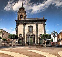 Chiesa S.Maria dell'Idria, Viagrande, Sicily by Andrea Rapisarda