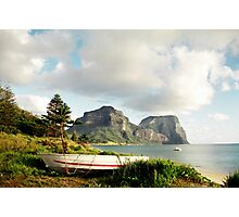 Lord Howe Island Series 6 Photographic Print