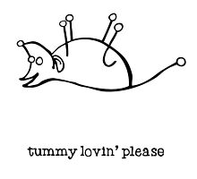 tummy by frownland