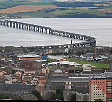 The Tay Rail Bridge by Forfarlass