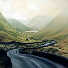 Lakes District, England in Oils by Beth A