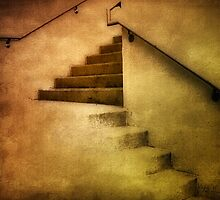 Secret Passageway by pat gamwell