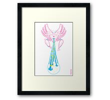 Machinichromatic - Healing the world one note at a time - [ Print ] Framed Print
