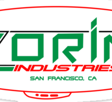 ZORIN Industries Sticker