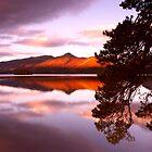 Lake Reflections by Michael Jeffries