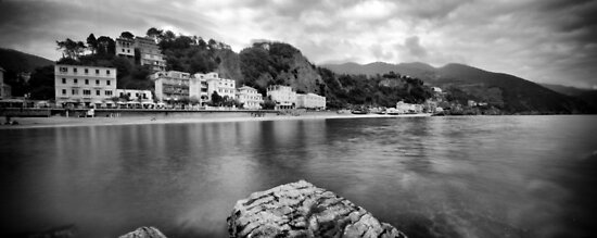 Monterosso al Mare II by Eyal Geiger