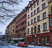 Winter in Frankfurt by Jason Pang, FAPS FADPA