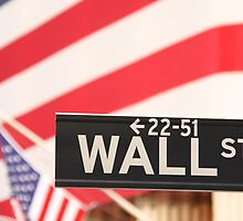 Wall Street, the Symbol by tintinvb