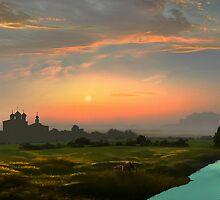 Christian Kingdom by Igor Zenin