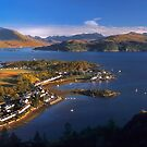 Plockton and Loch Carron, North West Highlands. Scotland. by photosecosse /barbara jones