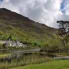 Kylemore Abbey by Jim Dempsey