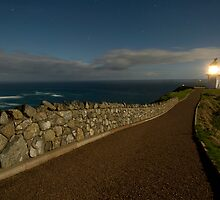 Cape Reinga, Lighthouse. by Michael Treloar