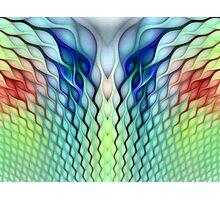 Optical Illusion 1  Photographic Print