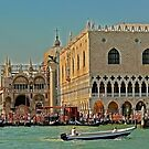 Venice .......The Palazzo Ducale by terezadelpilar~ art & architecture