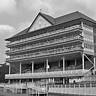 York Racecourse, England by John Brotheridge