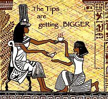 The Egyptian Coffee Break by robertemerald