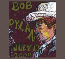 BOB DYLAN AT CONSOL ENERGY PARK JULY 13 2009 by monaruth
