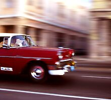 Welcome to Cuba by Alex  Bramwell