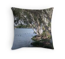 Upper Ross 2 Throw Pillow