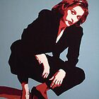 Dana Scully by Bowthorpe