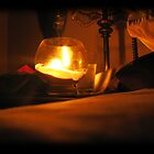 Bedside Candle by Chris Begg