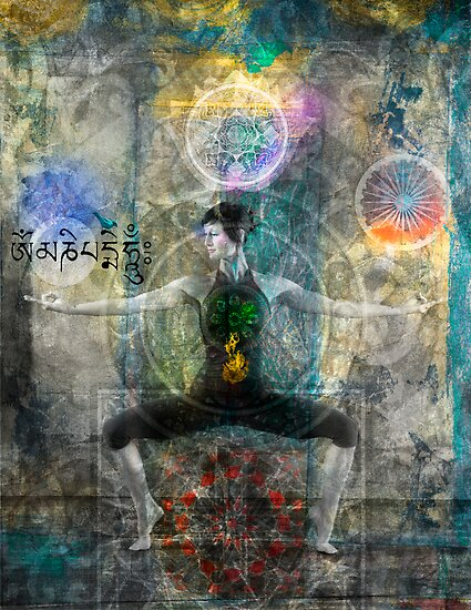 Balancing The Chakras by Antaratma Images