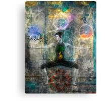 Balancing The Chakras Canvas Print
