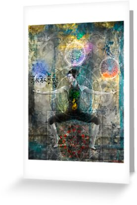 Balancing The Chakras by Antaratma Images