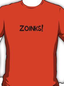 Zoinks (Black) T-Shirt