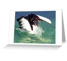 Im not an Ostrich Greeting Card