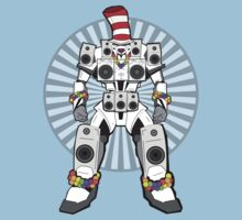 Ravebot by Sam Chapman