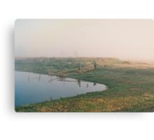 Misty Dam at Kerula © Albert Canvas Print
