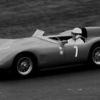 Sir Stirling Moss - Osca FS 372 by MSport-Images