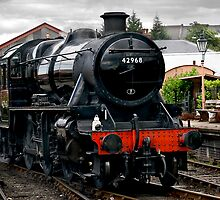 42968 LMS Stanier Class 5F by Paul Woloschuk