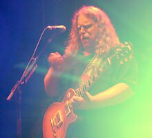 #749  Warren Haynes @ Mountain Jam 2009 by MyInnereyeMike