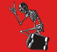 Skeleskate! by weirdpuckett