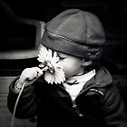 ...don&#x27;t forget to smell the flowers... by Geoffrey Dunn