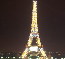 Eiffel Tower, Paris by namsan