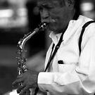 Mexican Saxophone by HeatherEllis