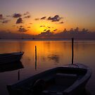 Boating in Belize by HeatherEllis