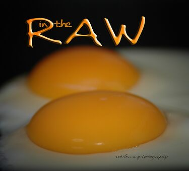 IN THE RAW © by Vicki Ferrari