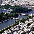 La Seine_Paris by 10dier