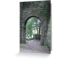 Another Archway Greeting Card