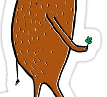 The Lucky Ox Sticker