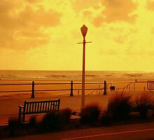 Golden Haze - VA Beach   ^ by ctheworld